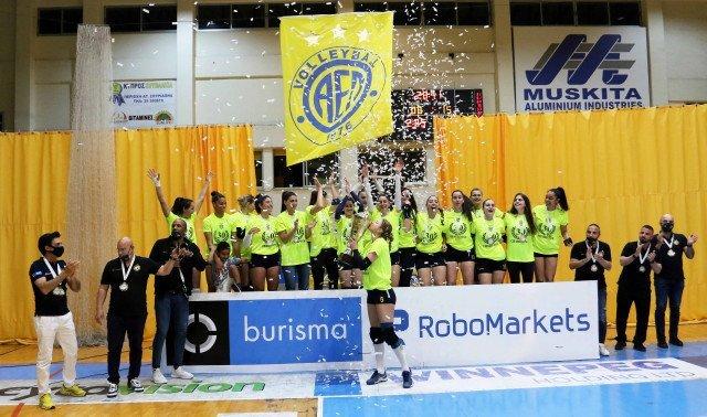 Ομόνοια ('Ανδρες) & Robo Μarkets ΑΕΛ (Γυναίκες) συμμετέχουν στο CEV Challenge Cup