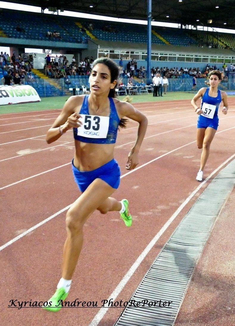 Η δεύτερη μέρα των Παγκυπρίων Αγώνων