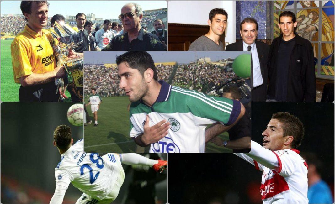 Οι ακριβότερες μετεγγραφές Κύπριων πoδοσφαιριστών