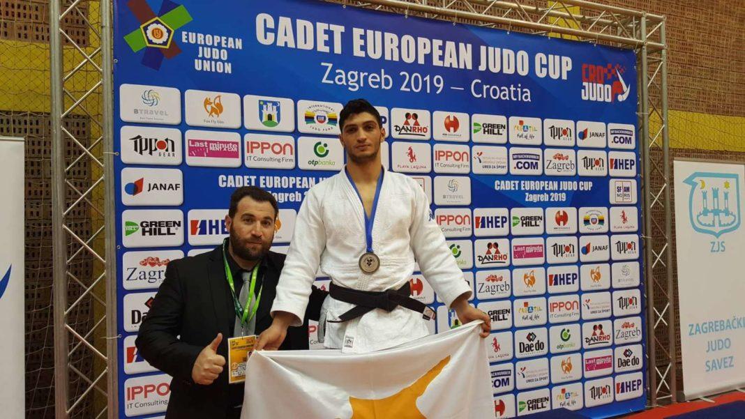 Εξαιρετικά αποτελέσματα για το κυπριακό τζούντο στο Ζάγκρεμπ!