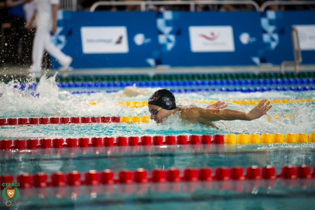 Κολύμπι: Έσπασε τα χρονόμετρα ο Θωμάς Τσιοπανής