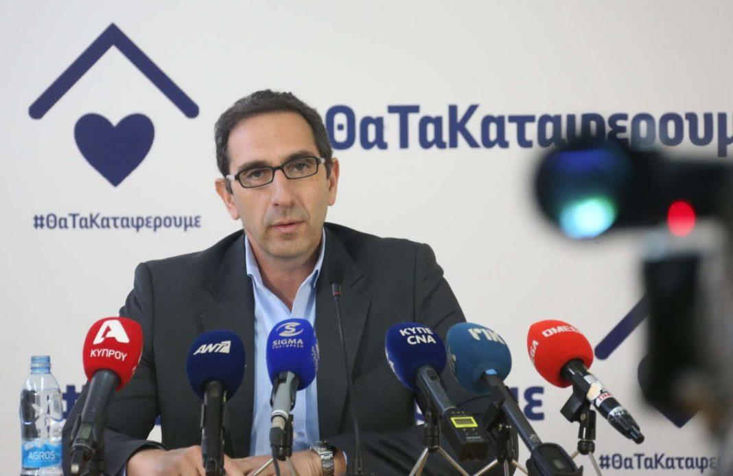 Ιωάννου: «Έναρξη κυπριακού πρωταθλήματος στις 9 Ιουνίου»