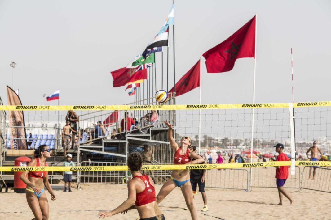 Beach Volley: Προσπάθησαν αλλά βρήκαν… ψηλό εμπόδιο Μαριότα-Ντάρια
