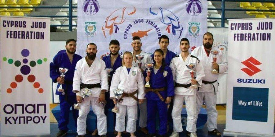 Το Σάββατο (12/05) στο Λευκόθεο το Παγκύπριο Πρωτάθλημα Τζούντο