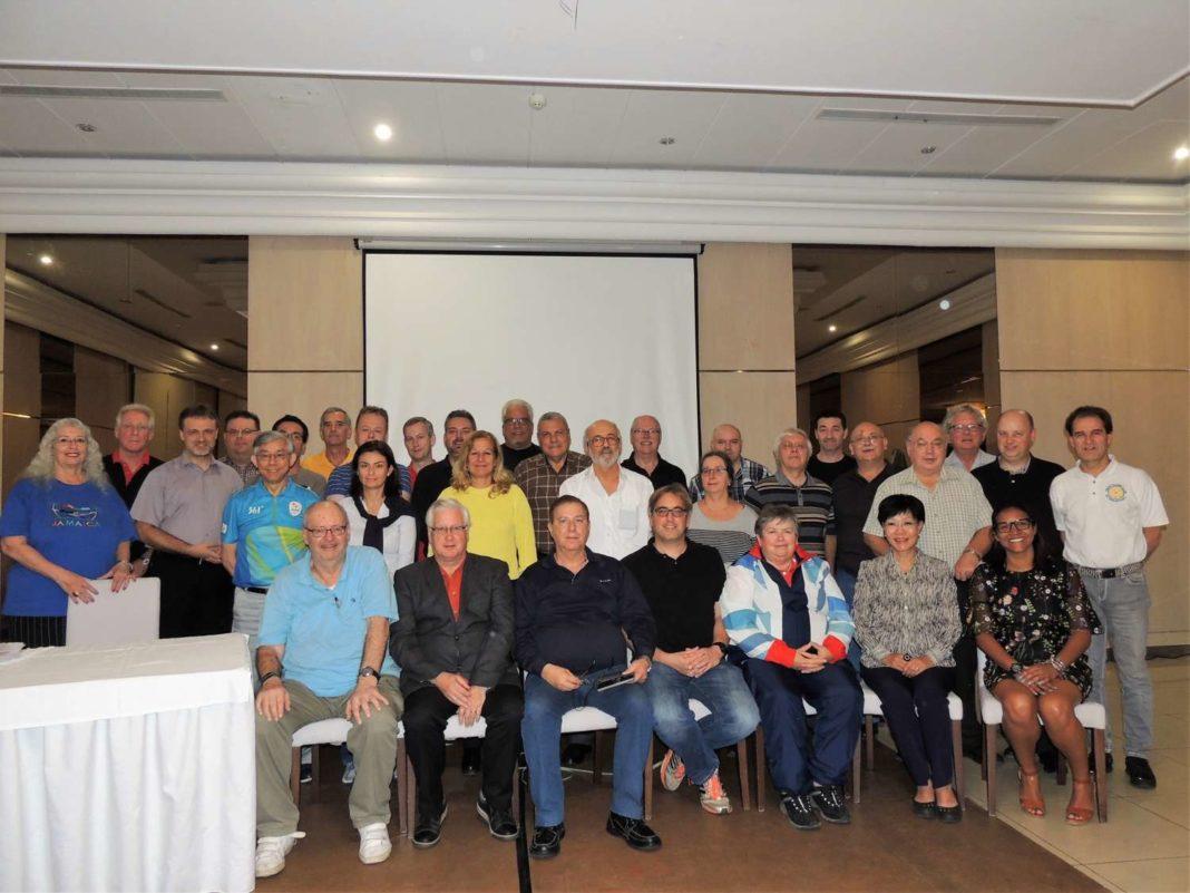 Επιτυχημένη η Σύνοδος διεθνών επιδιαιτητών επιτραπέζιας αντισφαίρισης