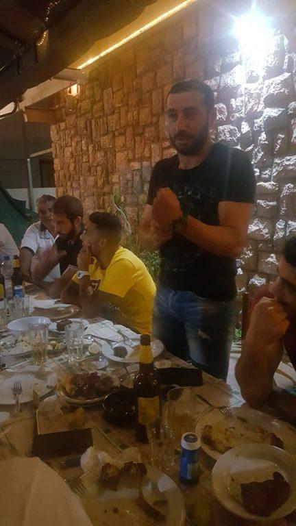 Ξυλοτύμβου: Φιλικό δείπνο ενόψει πρωταθλήματος (pics)