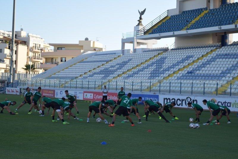 Απογευματινή για την ΑΕΚ στο «Αντώνης Παπαδόπουλος» (41 pics)