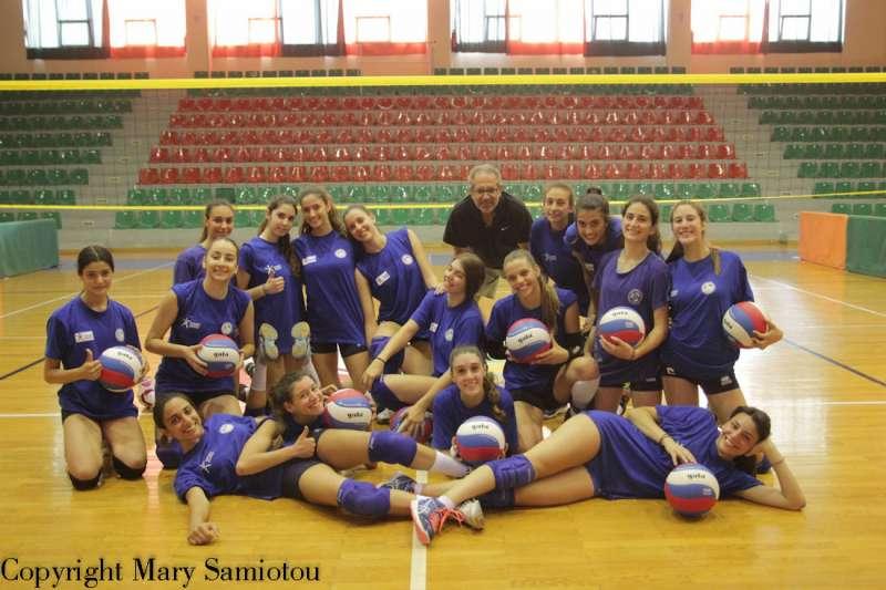 Η κυπριακή ομάδα