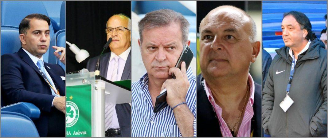 Πίνακας: Οι προϋπολογισμοί των κυπριακών ομάδων της πρώτης εφτάδας
