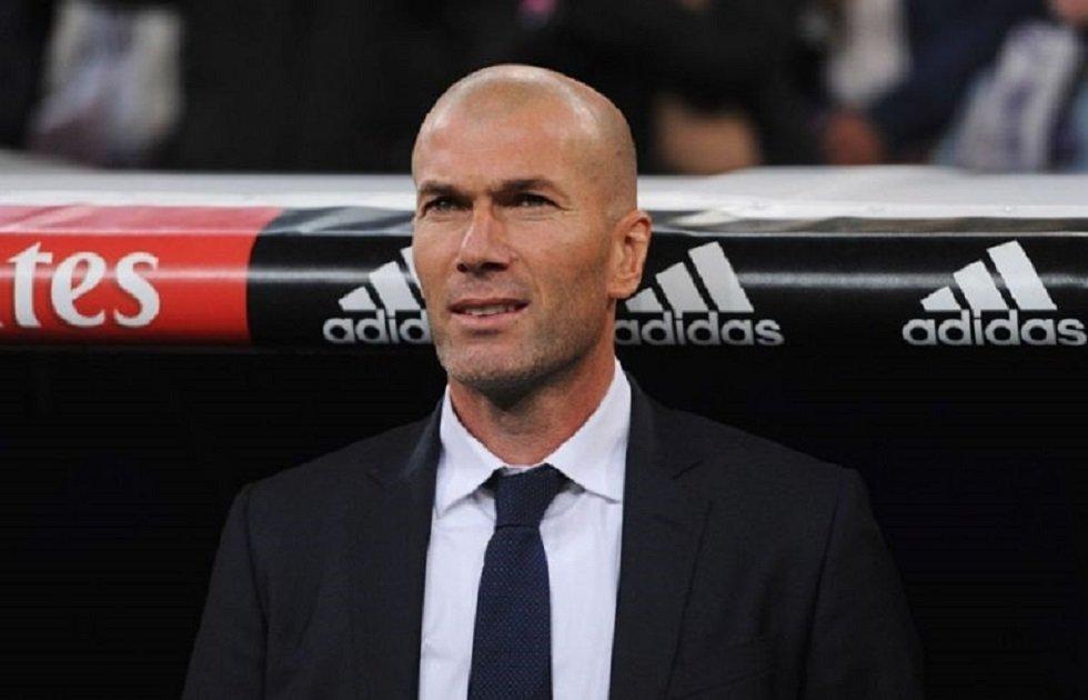 Ρεάλ Μαδρίτης: Ο Ζιντάν ενημέρωσε τους παίκτες για την αποχώρηση του