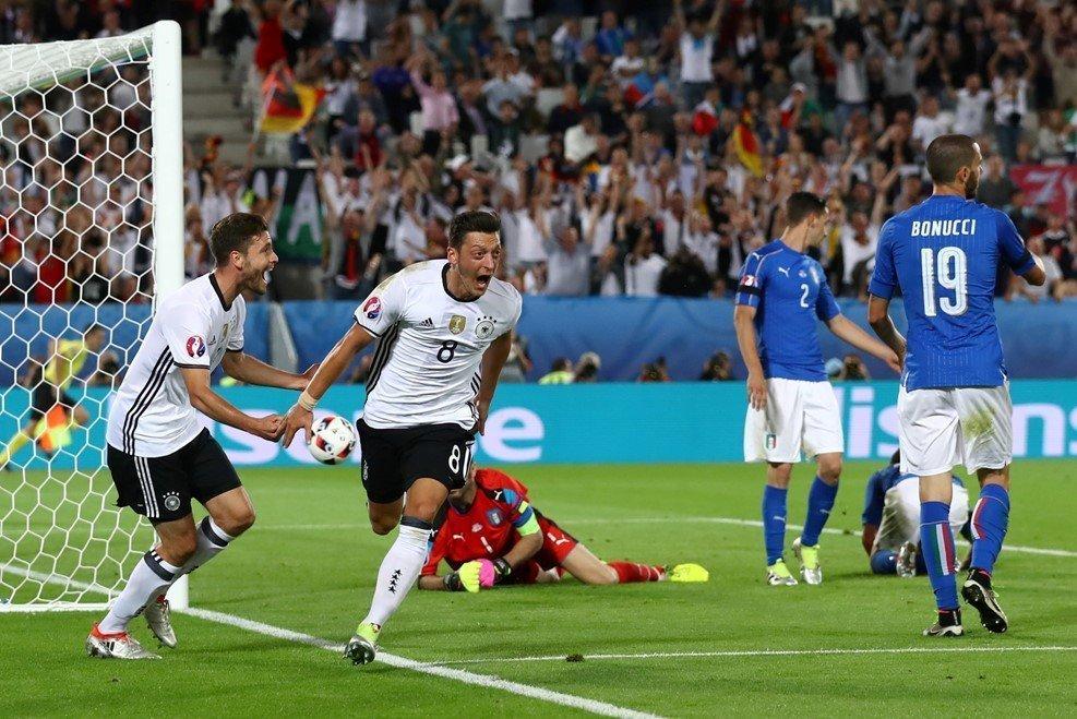 Και στα πέναλτι πάντα κερδίζουν οι Γερμανοί! (pics/vid)