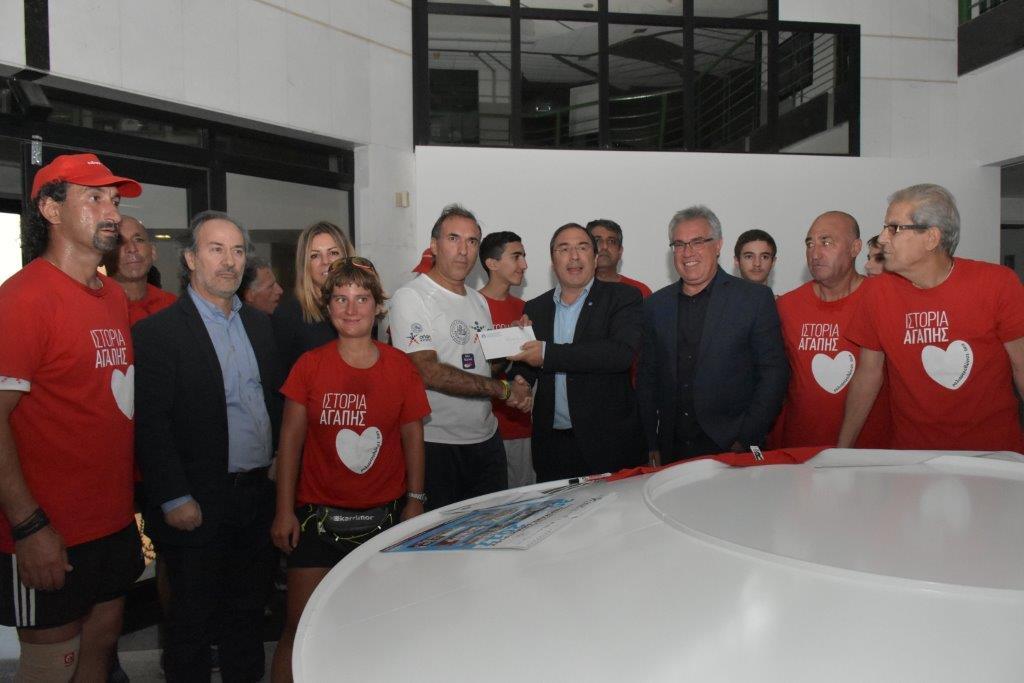 Συνεισφορά του ΚΟΑ στον Ραδιομαραθώνιο 2017