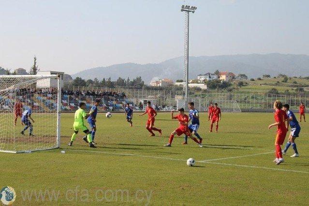 Σήμερα το δεύτερο φιλικό της Εθνικής Παίδων U15 με τη Ρουμανία