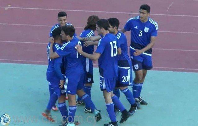 Video με τα τέρματα από το χθεσινό 2-2 της Εθνικής Νέων με την Αυστρία