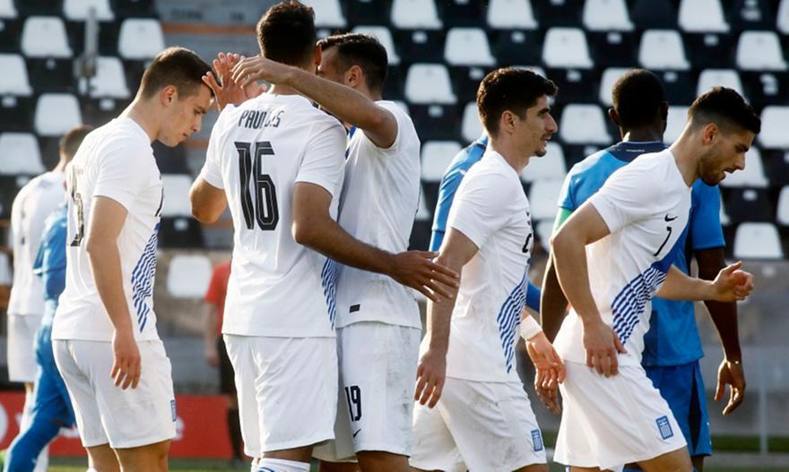 Μονόδρομος η νίκη για την Εθνική Ελλάδος