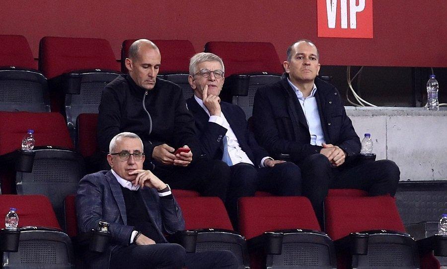 Έτοιμος να δεσμευτεί για τρία χρόνια με Αδριατική Λίγκα ο Ολυμπιακός