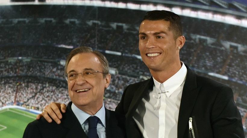 Πέρεθ: «Πιστεύω πως ο Ρονάλντο θα παραμείνει στη Ρεάλ»