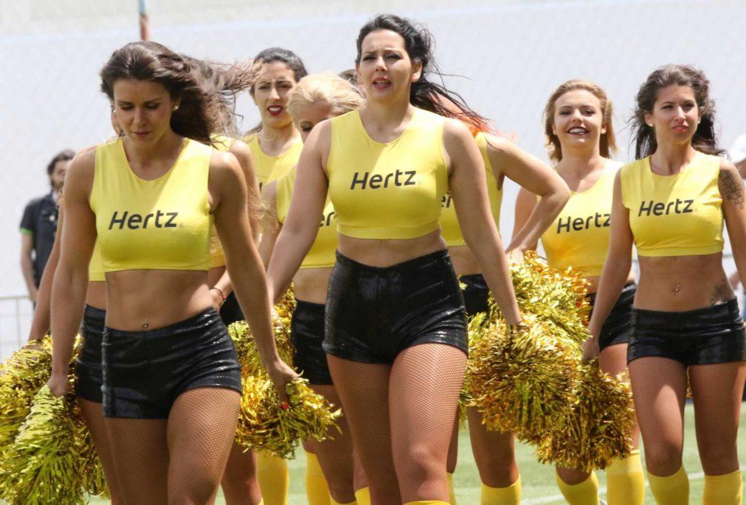 Είδαν και... cheerleaders οι ποδοσφαιριστές της Εθνικής (pics)
