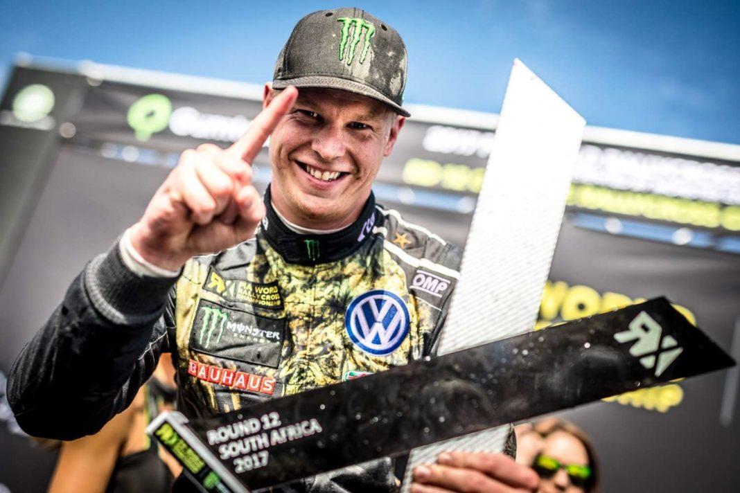 Έκλεισε με νίκη ο πρωταθλητής Kristoffersson