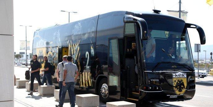 Καλωσόρισε την ΑΕΚ στην Κύπρο