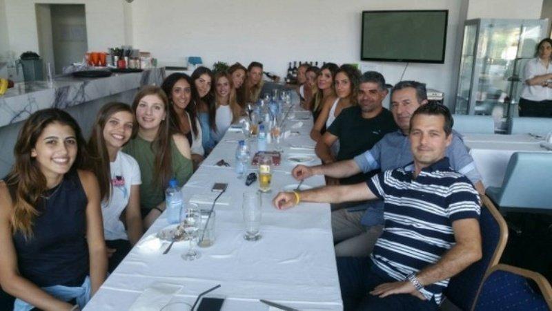 ΑΕΚ: Γεύμα στην πετοσφαιρική ομάδα (pics)