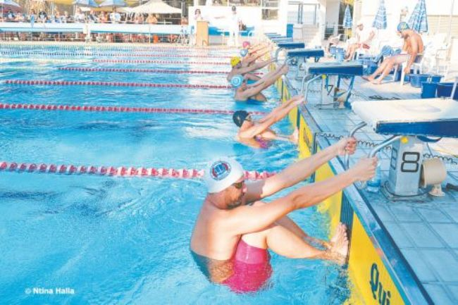 Κολύμβηση: Η Λεμεσός βγήκε μπροστά