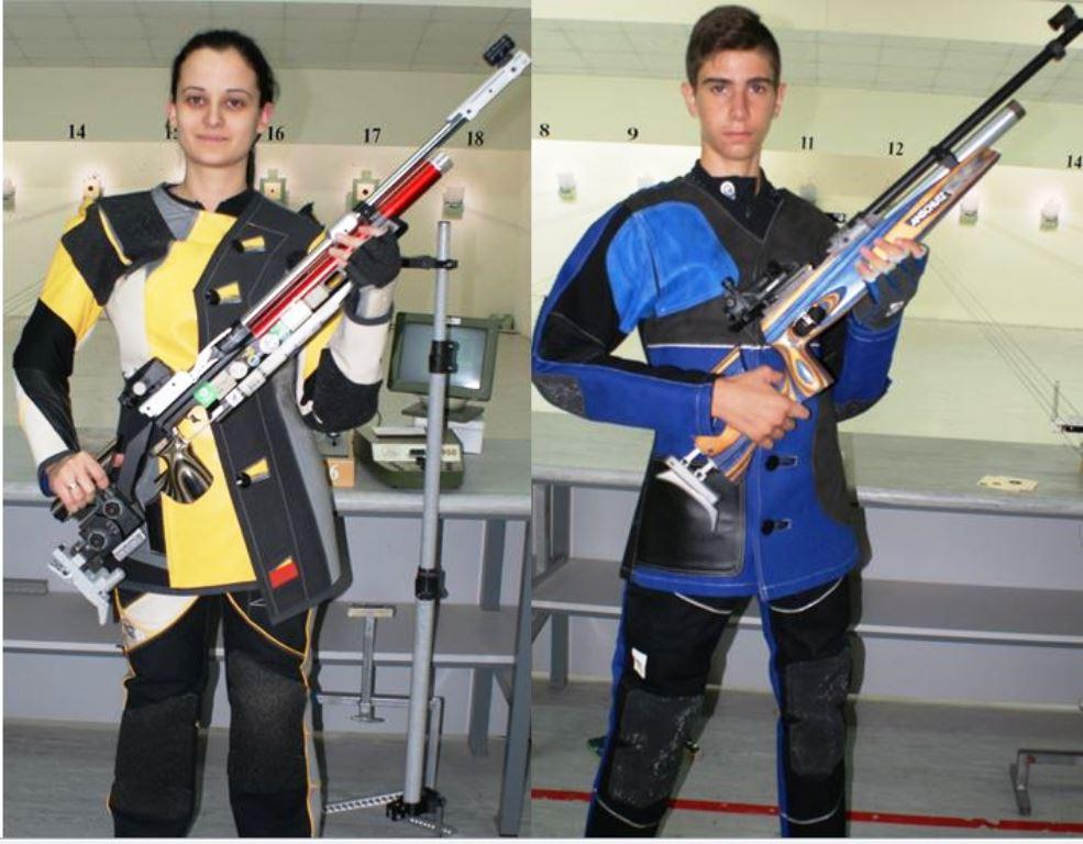 Αλέξανδρος και Μαριλένα κέρδισαν το «Κύπελλο Λευκωσίας»