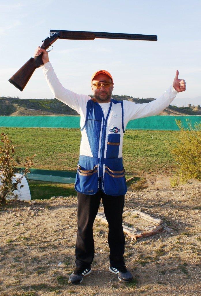 Πρωταθλητής κόμπακ 2017 ο Κωνσταντίνος Αριστοφάνους (pics)