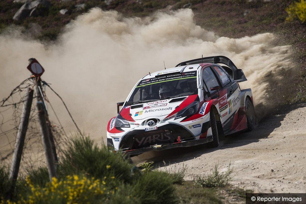 WRC Ράλι Πορτογαλίας: Δεύτερη φετινή νίκη για τον Ogier