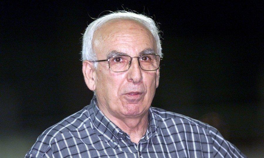 «Έφυγε» ο πρώην προπονητής της Εθνικής Ελλάδος
