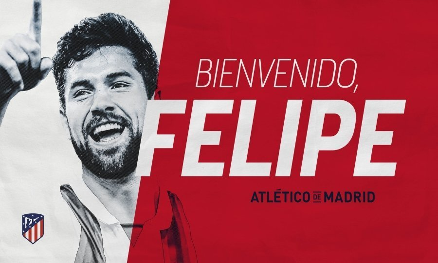 Ανακοίνωσε Φελίπε η Ατλέτικο!