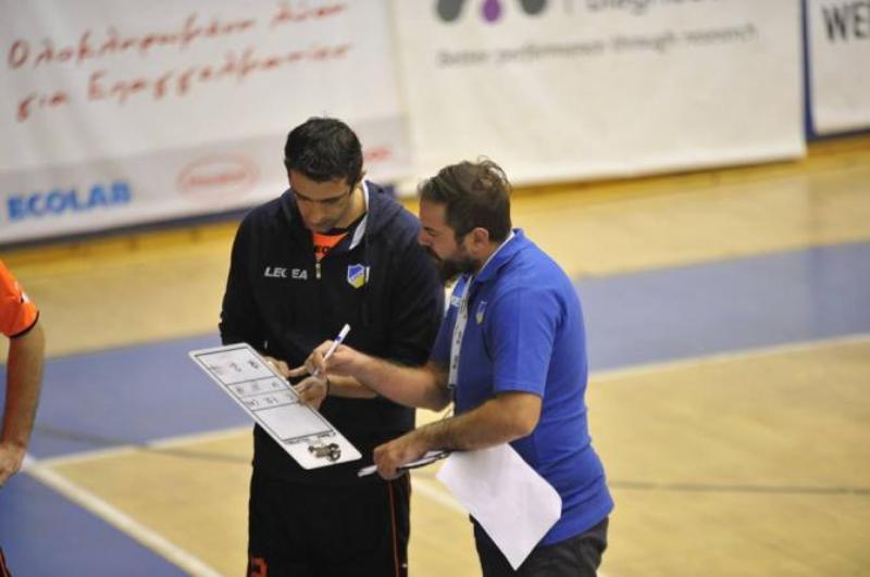 Αναγέννηση: Νέος προπονητής ο Παμπακάς