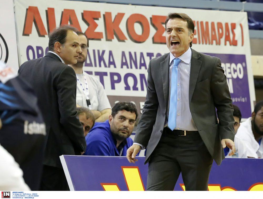 ÐÁÍÅËÅÕÓÉÍÉÁÊÏÓ - ÊÏÑÏÉÂÏÓ PANELEFSINIAKOS - KORIVOS (BASKET LEAGUE 2014-2015)