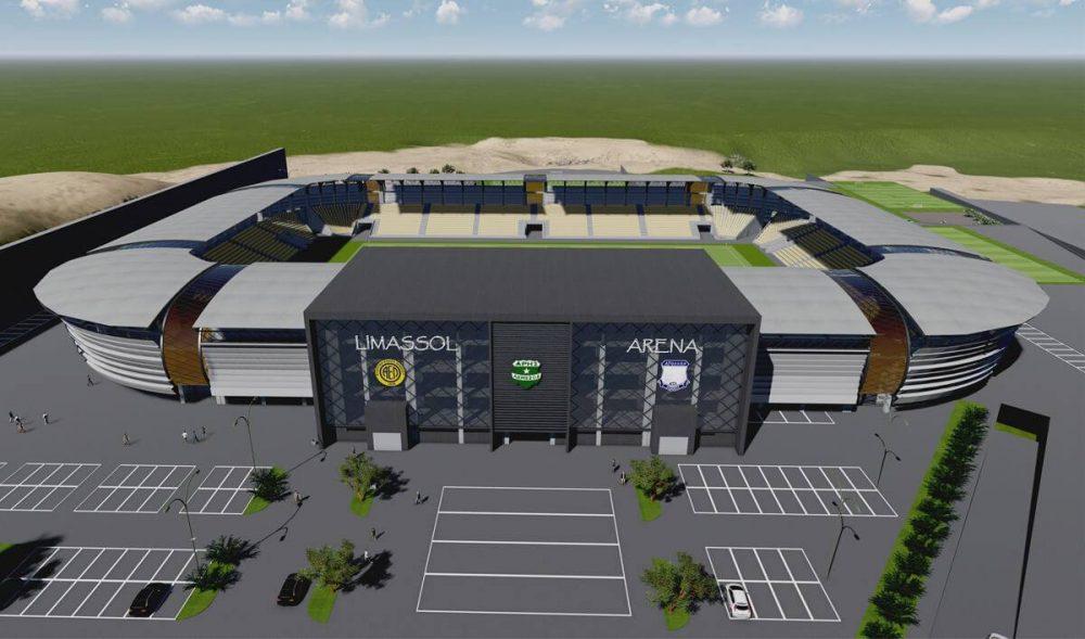 «Το 2018 γήπεδο στη Λεμεσό!»