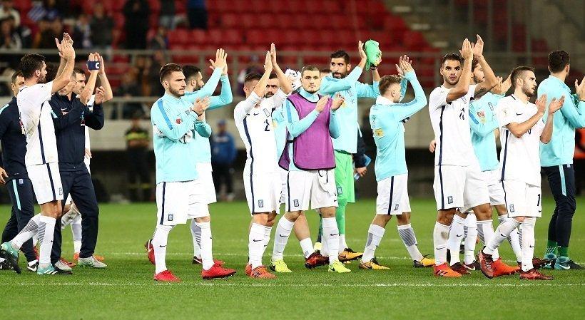 Οι αντίπαλοι της Ελλάδας στο Nations League