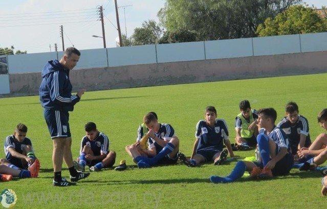 Αισιόδοξα μηνύματα από την Εθνική Παίδων U14 στις πρώτες διεθνείς εξετάσεις