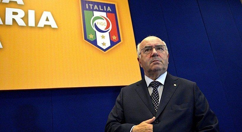 Παραιτήθηκε ο πρόεδρος της ιταλικής ομοσπονδίας!
