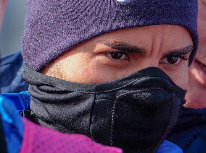 Ποδοσφαιριστής Ντιναμό Μινσκ: «Όλοι σταμάτησαν