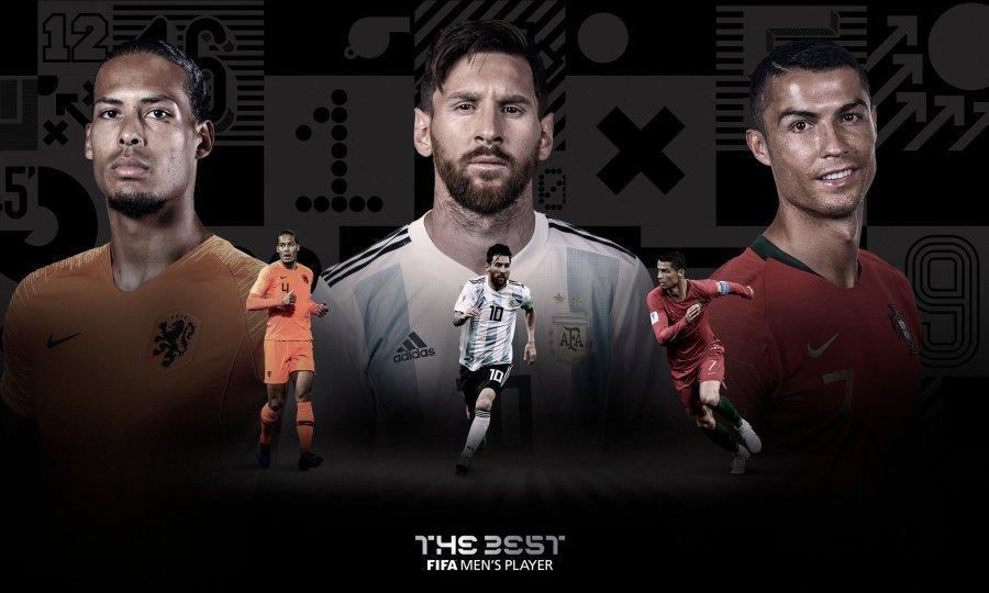 Αυτοί είναι όλοι οι φιναλίστ για τα βραβεία «The Best» της FIFA (pics)
