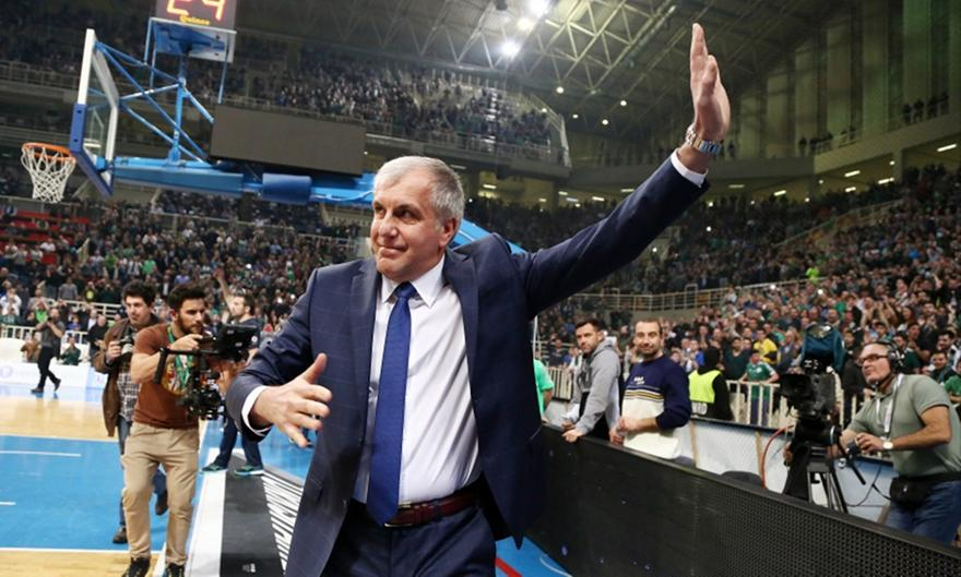 «Δεν έχει προκύψει θέμα Ομπράντοβιτς στον Παναθηναϊκό»