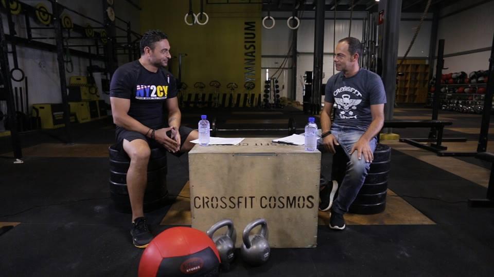 CrossFit: It's WOD time! (video)