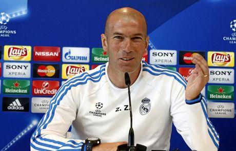 Ζιντάν: «Είναι διαφορετικός ο τελικός όταν είσαι προπονητής»