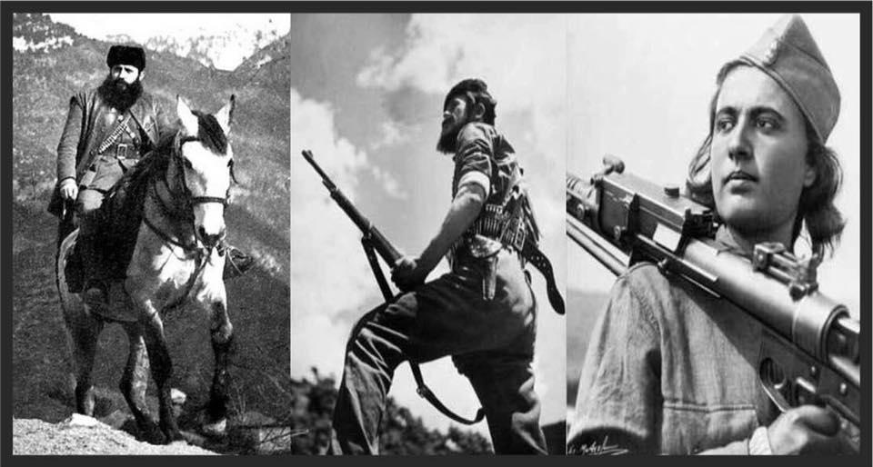 Θύρα 9: «Για τον ηρωικό και νικηφόρο αντιφασιστικό αγώνα του ελληνικού λαού»