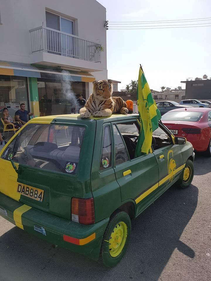 ΑΕΚ: Ο τίγρης καθοδόν για την «Αρένα»! (pic)