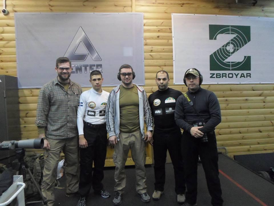 SniperGold: Απόλυτη επιτυχία για τον Ανδρέα Θεοφάνους (pics)