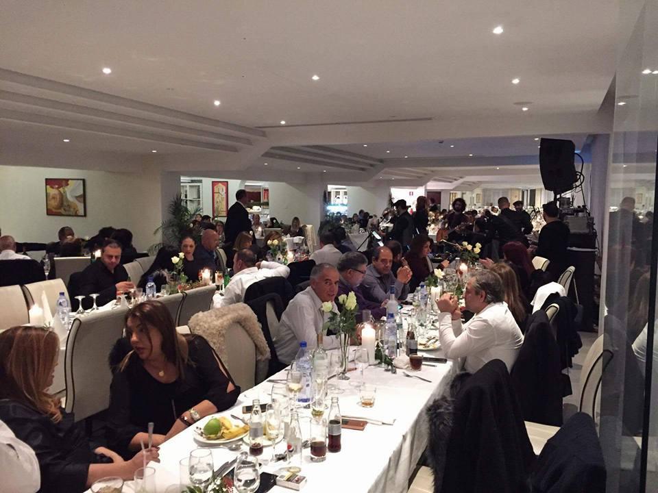 Ένωση: Θετικός απολογισμός στο Gala Dinner (pics)
