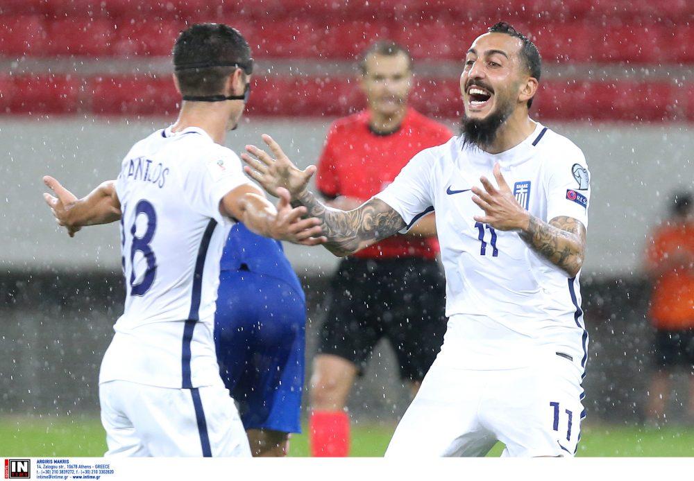 Τελικό: Ελλάδα - Κύπρος 2-0 (pics)