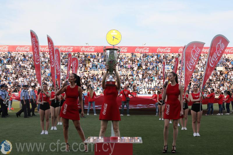 Συνέχεια την Τετάρτη στο Κύπελλο Coca - Cola (πρόγραμμα)