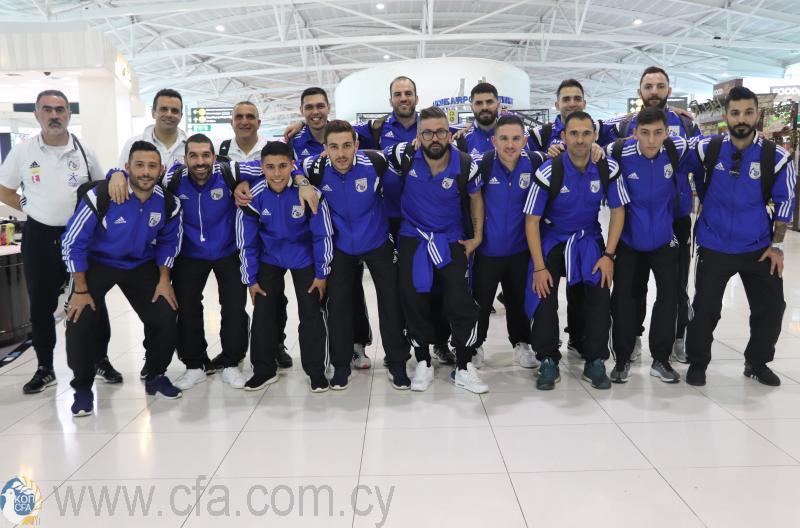 Σε ρυθμούς προκριματικής φάσης η Εθνική Ανδρών Futsal