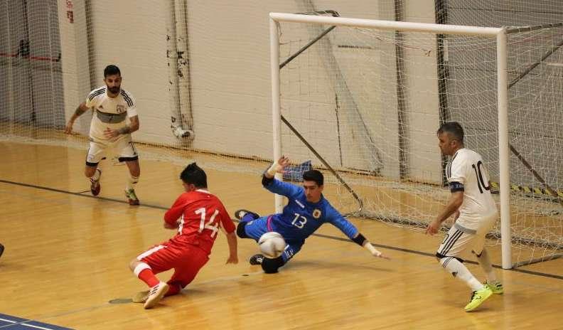 Η Εθνική φούτσαλ νίκησε 11-0 το Γιβραλτάρ αλλά αποκλείστηκε